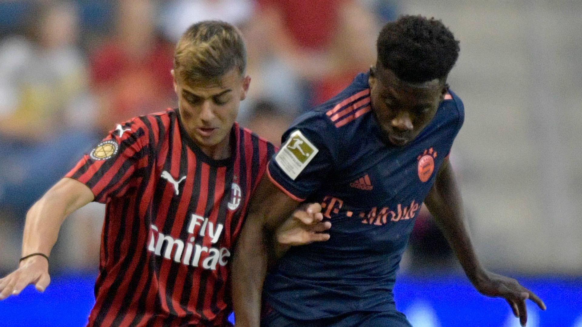 Daniel Maldini AC Milan 2019-20