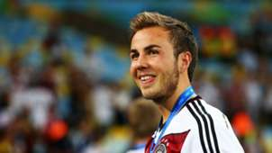 Mario Gotze World Cup final 12072014