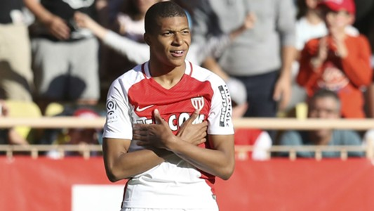 Kylian Mbappe Monaco Toulouse Ligue 1 29042017