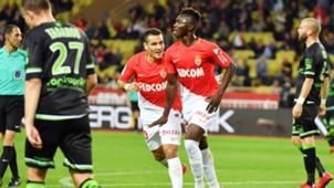 Rony Lopes Monaco Guingamp