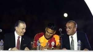 Galatasaray Falcao 09042019