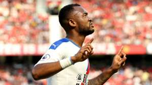 Jordan Ayew awarded Crystal Palace's best player for August