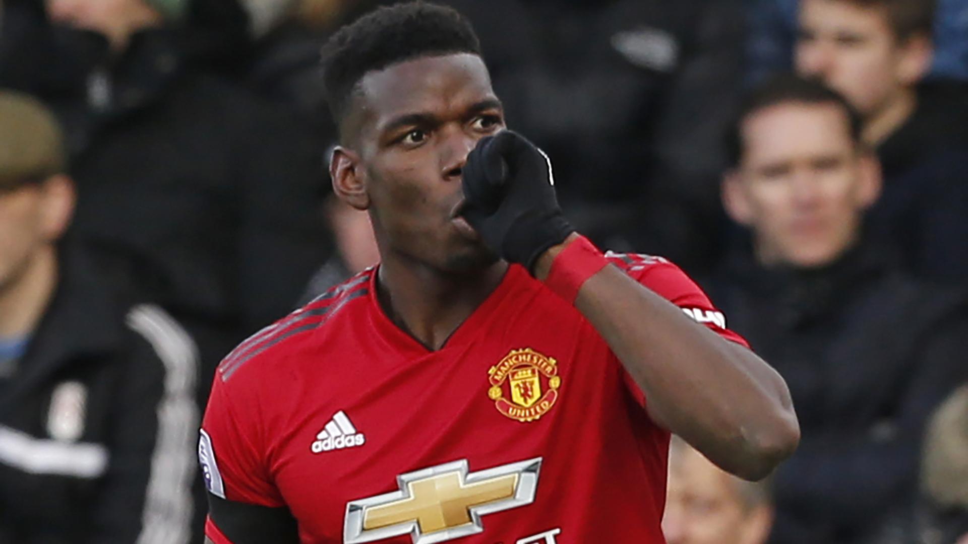 Paul Pogba Manchester United 09022019