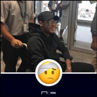 Neymar wheelchair GFX