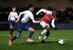 Arsenal Tottenham u18