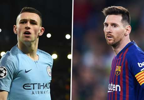 'City haven't yet seen a fraction of what Messi-like Foden has'