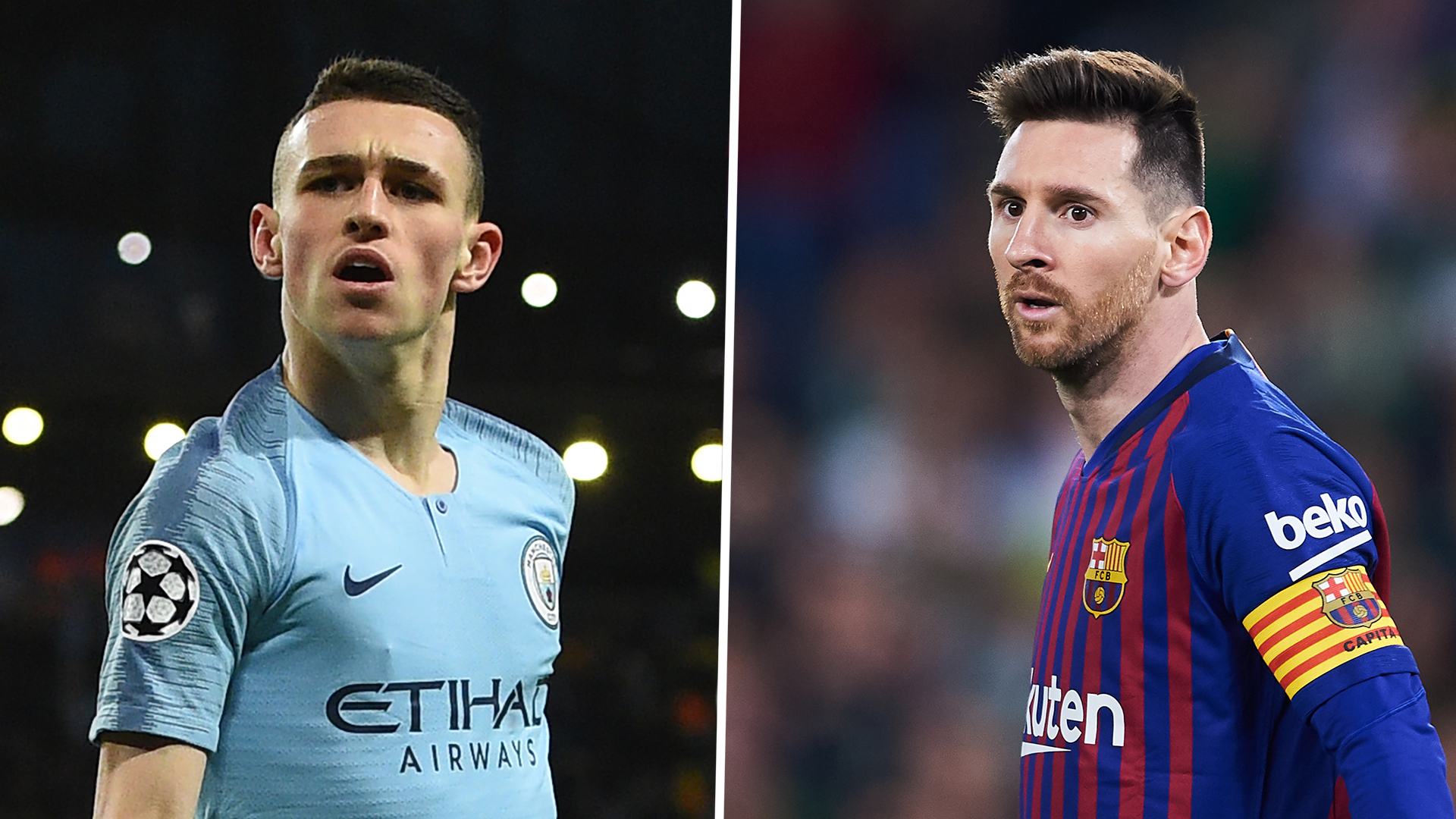 3495ce6a3e9660 City haven't yet seen a fraction of what Messi-like Foden has, says former  youth boss
