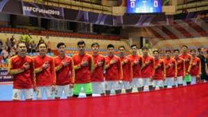 Timnas Futsal Indonesia U-20 - Piala Asia Futsal U-20 2019