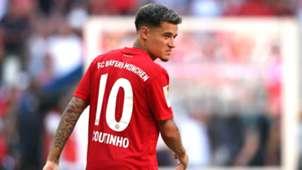 Coutinho Bayern Bundesliga 31 08 2019