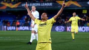 Carlos Bacca Villarreal Zenit Europa League 2019