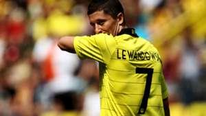 Robert Lewandowski Borussia Dortmund BVB 2010 11