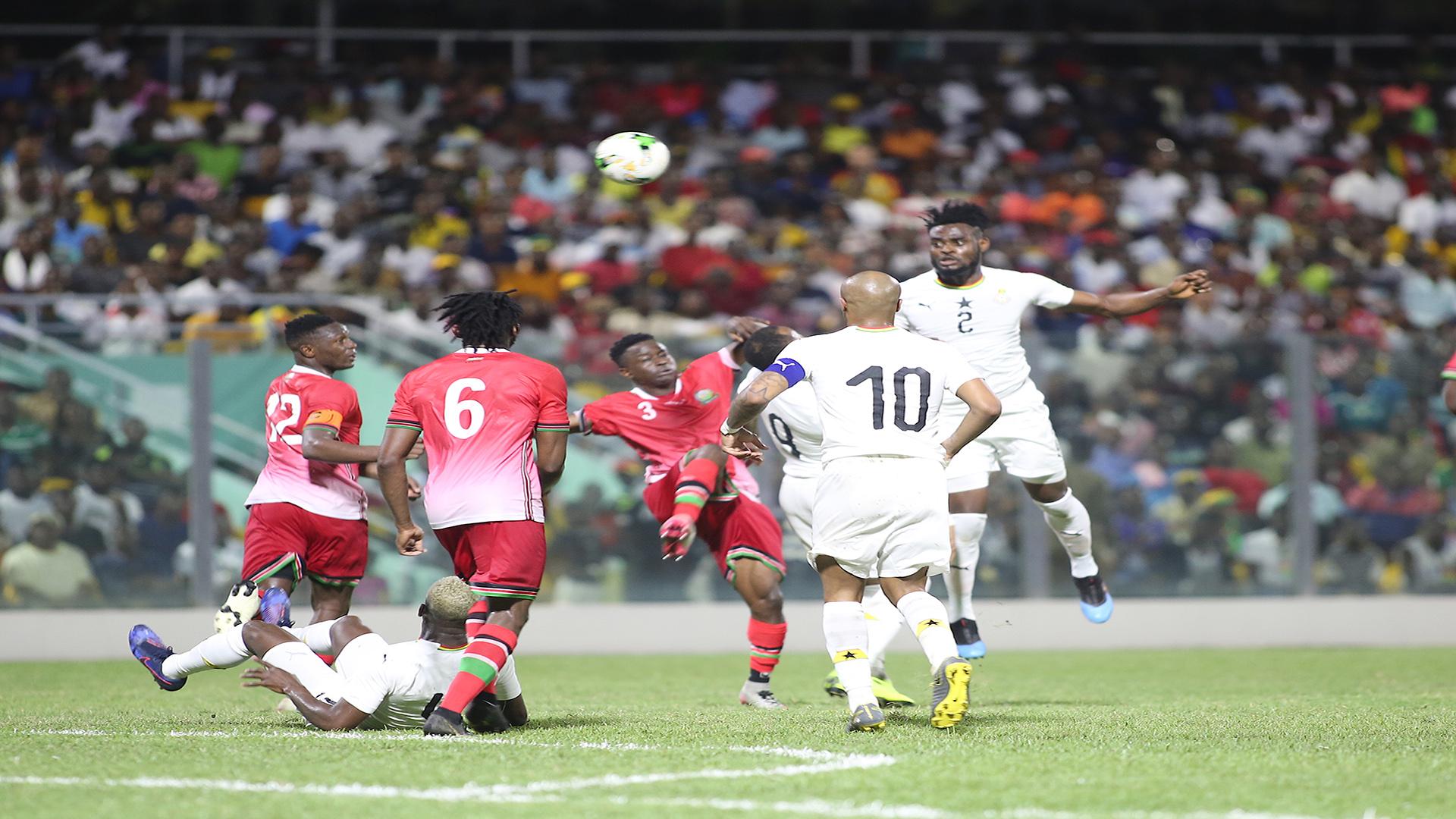 Ghana vs Kenya