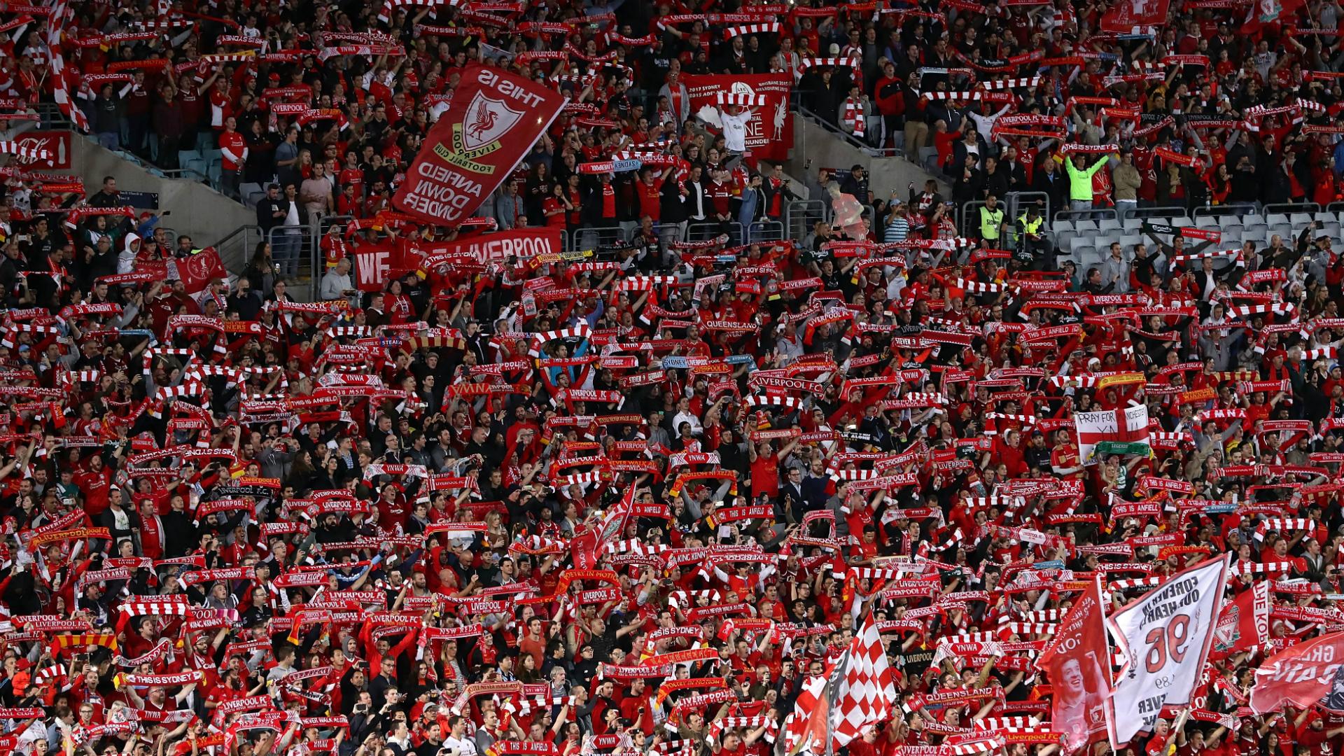 Sydney FC v Liverpool Friendly 24052017