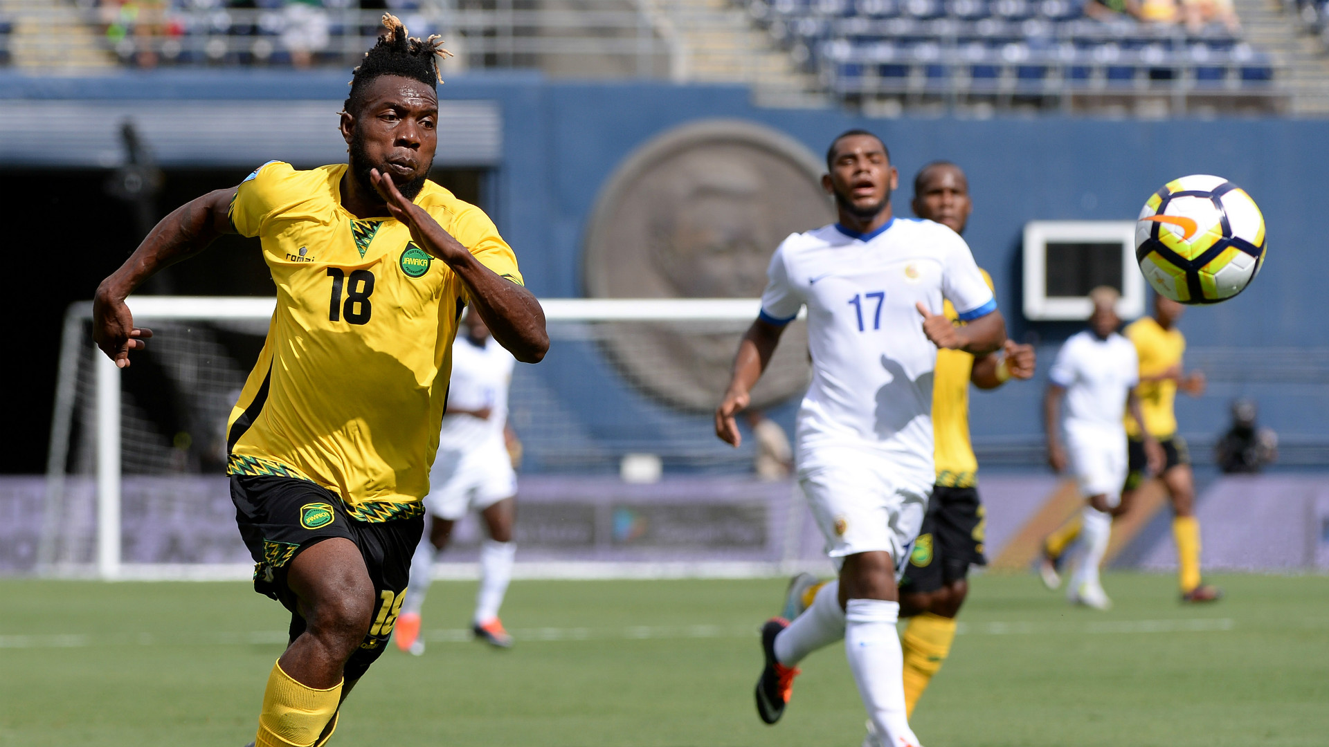 Darren Mattocks Jamaica Gold Cup