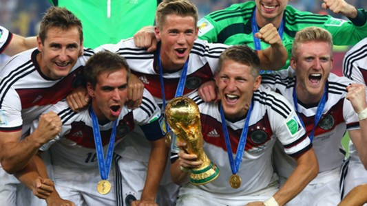 HD Germany World Cup final