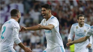 2017-08-20 Asensio REAL MADRID
