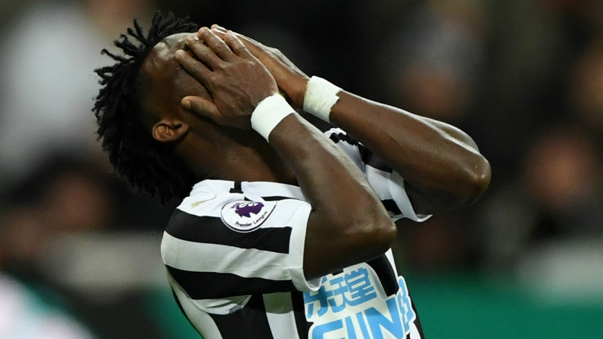 Dean Once Again Steals The Show During Newcastle Against Wolves