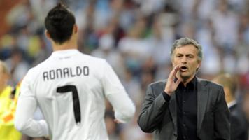 Ronaldo Mourinho Real Madrid 2012