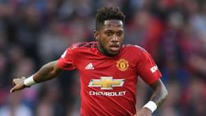 Fred Manchester United 2018-19