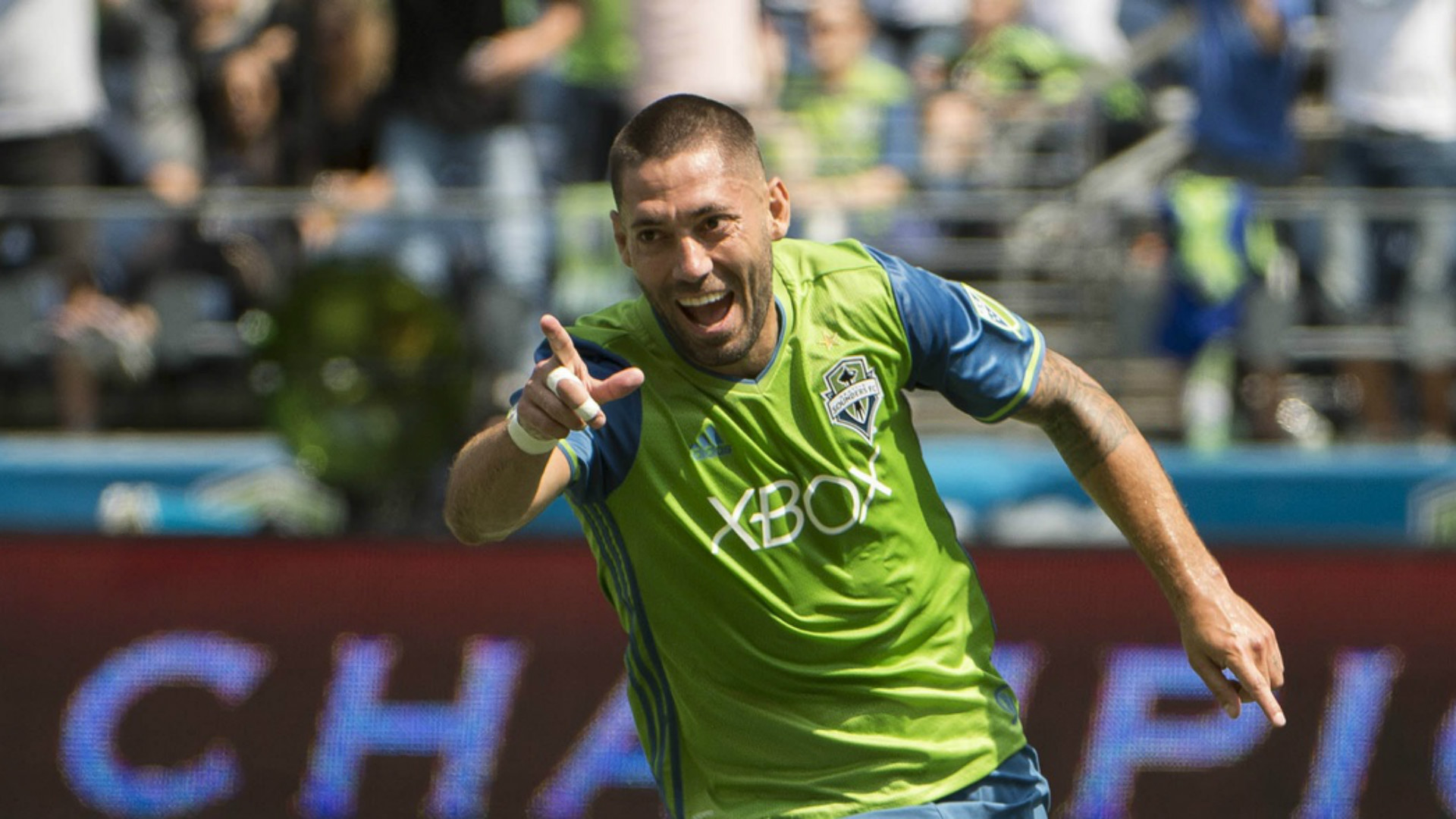 Clint Dempsey MLS Seattle 08122017