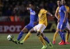 Tigres Cruz Azul Javier Salas Enner Valencia