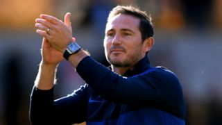 Frank Lampard Chelsea 2019-20