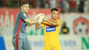 Hải Phòng Sanna Khánh Hoà BVN V.League 2018
