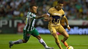 Pablo Barrrera León vs Pumas