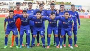 CLB Bà Rịa Vũng Tàu Long An B Giải hạng Nhì 2018