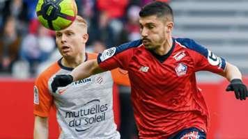 Lille Montpellier Ligue 1