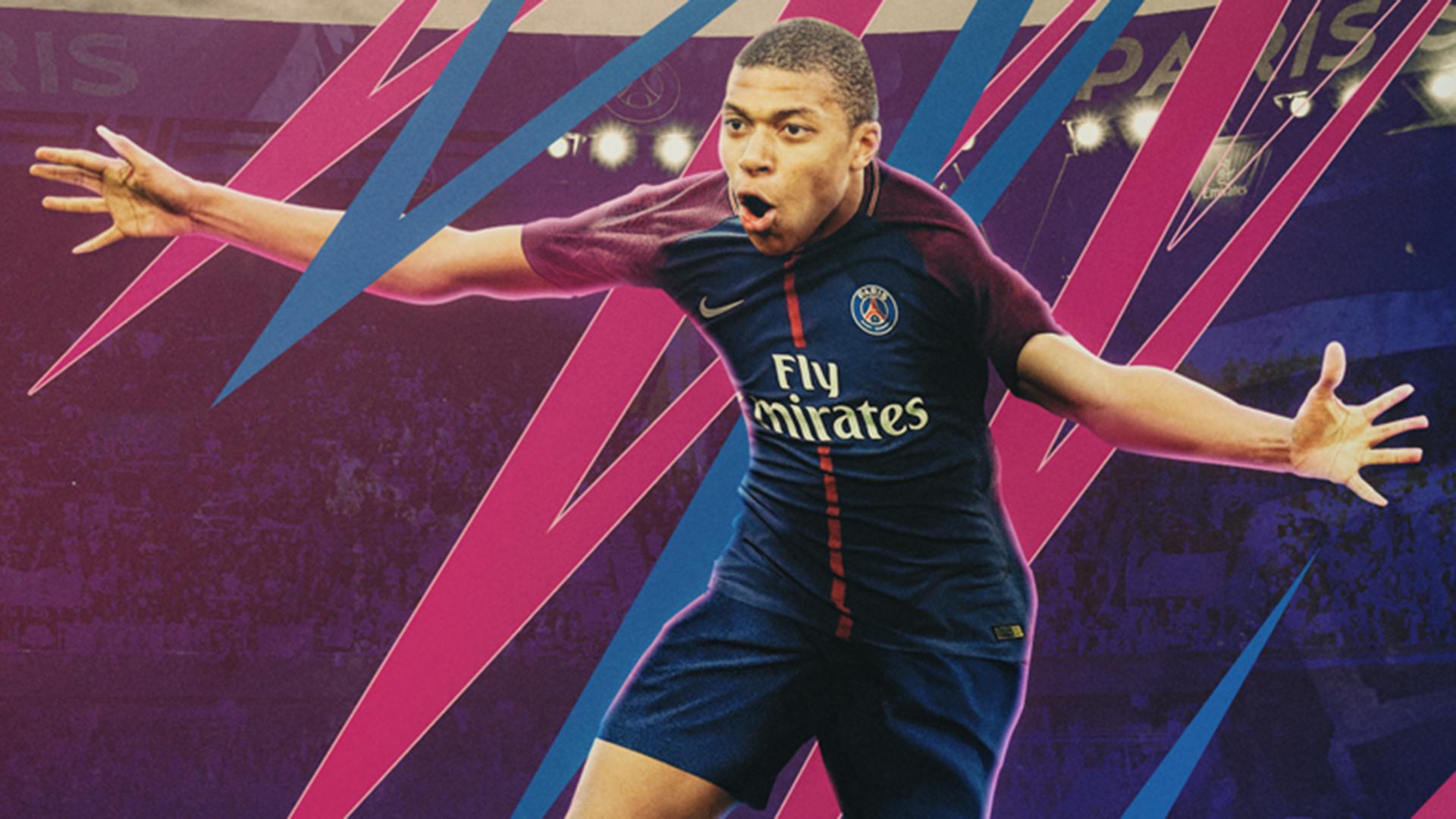 Mbappé è un nuovo calciatore del PSG!
