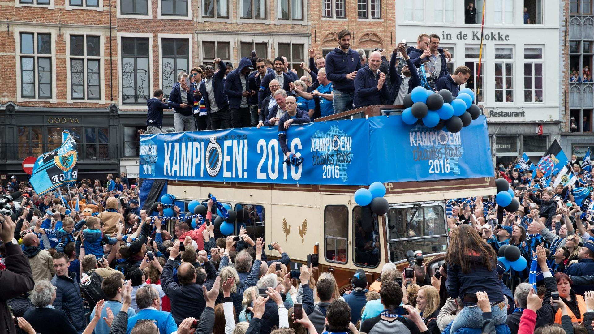 Club Brugge 2016