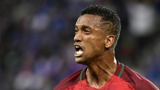 Nani Portugal Iceland Euro 2016