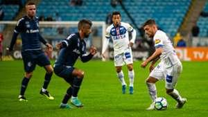 Luan Leo Moura Arrascaeta Gremio Cruzeiro Brasileirao Serie A 22082018
