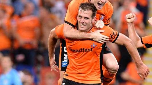 Luke DeVere Brisbane Roar