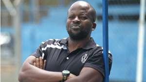 Wazito coach Frank Ouna.