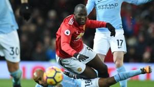 Romelu Lukaku Manchester United Manchester City Premier League