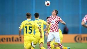 Mandzukic Hrvatska Kosovo 03092017