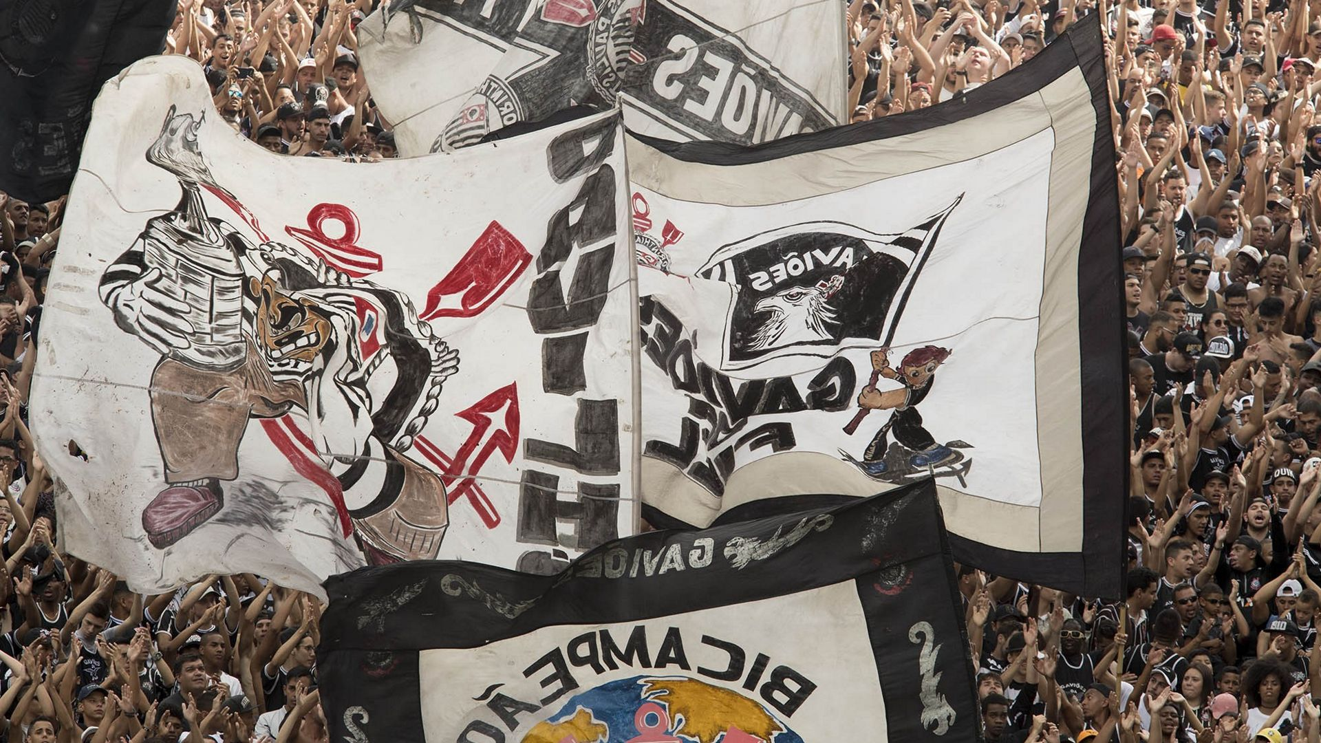 Treino Corinthians torcida 04112017