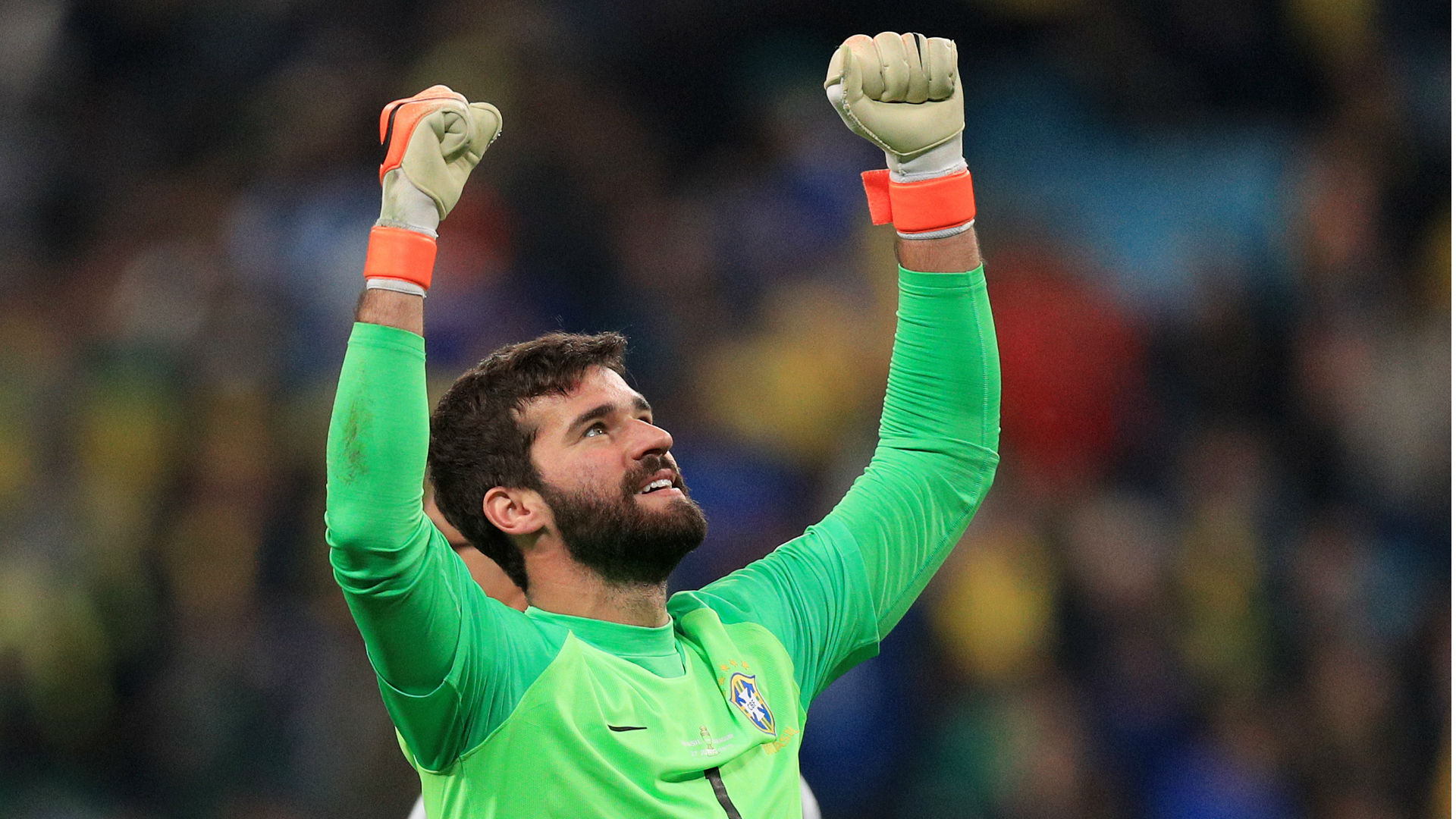 Best goalkeeper in the world! Unbeatable Alisson close to double title glory