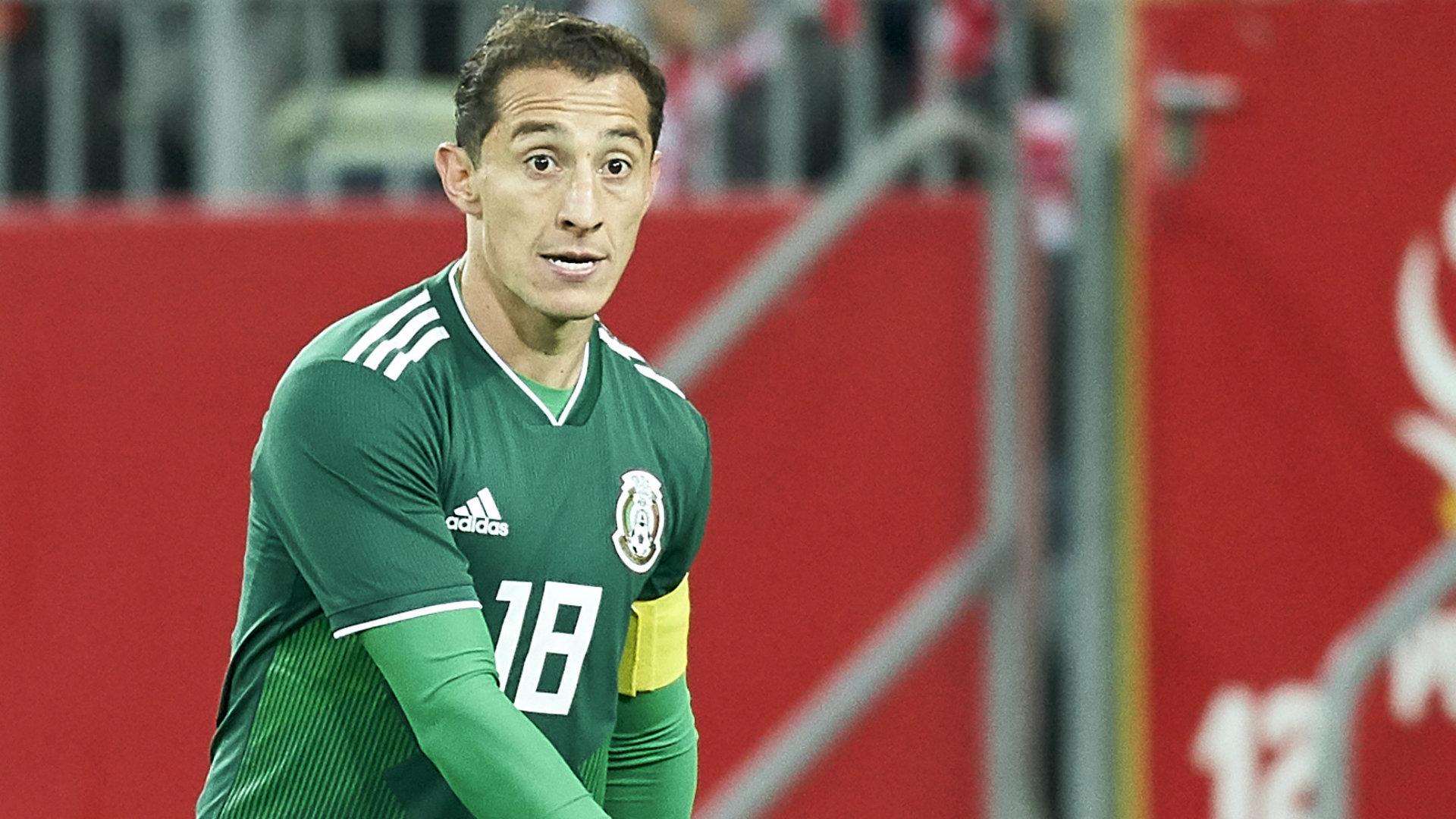 Andrés Guardado Selección mexicana 210318