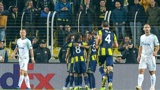 Fenerbahçe Zenit: Zenit Maç Raporu, 12.02.2019, Avrupa Ligi