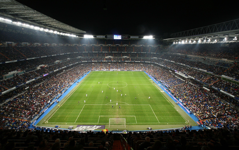 Estadio Bernabeu, Madrid, 25042017