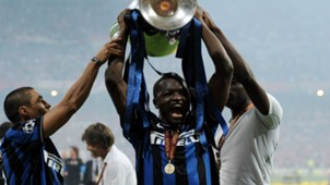 Sulley Muntari Inter Milan Champions League
