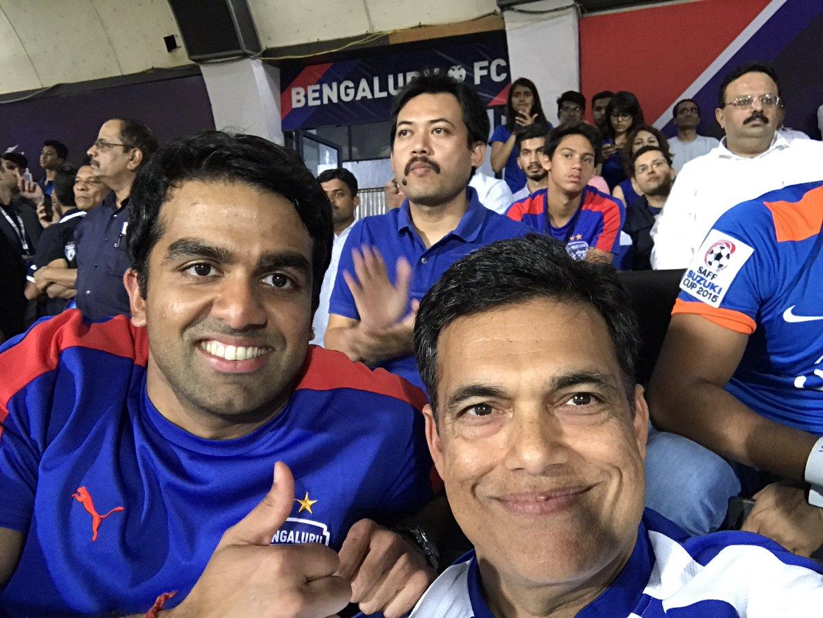 Sajjan Jindal Bengaluru FC