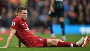 James Milner Liverpool Man City