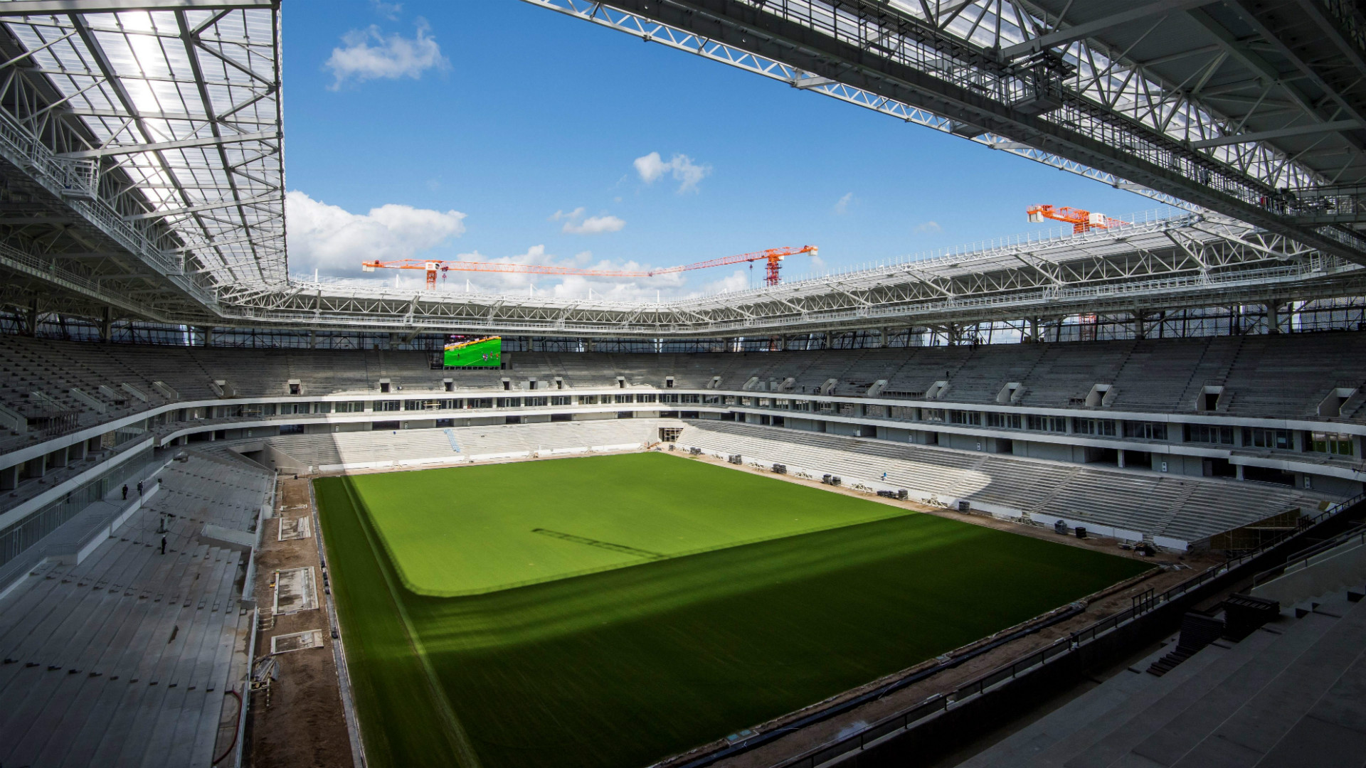 Kaliningrad World Cup stadium