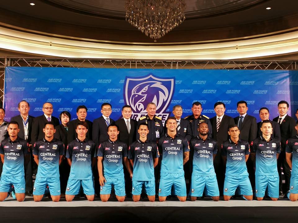 ผลการค้นหารูปภาพสำหรับ แอร์ฟอร์ซเทงบ 80 ล้านเปิดตัวทีมสู้ไทยลีก