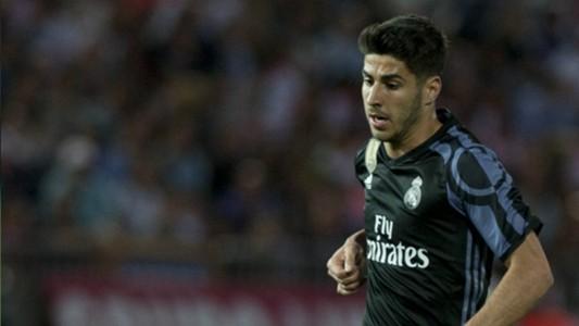 Marco Asensio Real Madrid Granada LaLiga 06052017