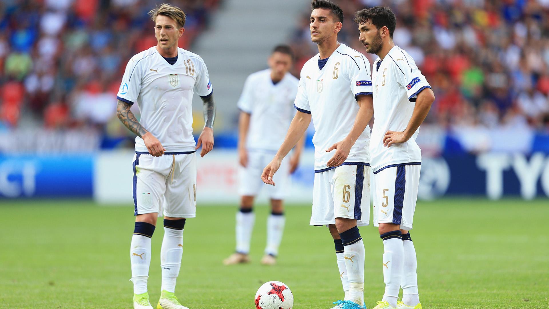 Europei Under 21 2017, Italia-Danimarca: le formazioni ufficiali